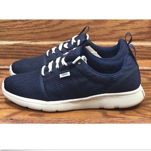 688e2ecc77a0 Vans Iso Sport Toned Dress Blues Shoes